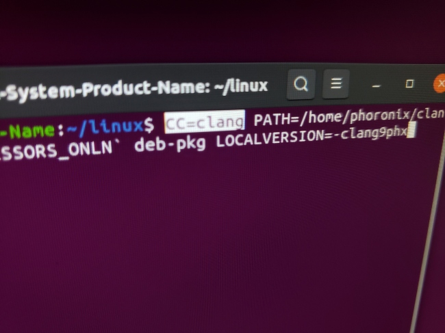 How to Use clang instead of gcc in Ubuntu